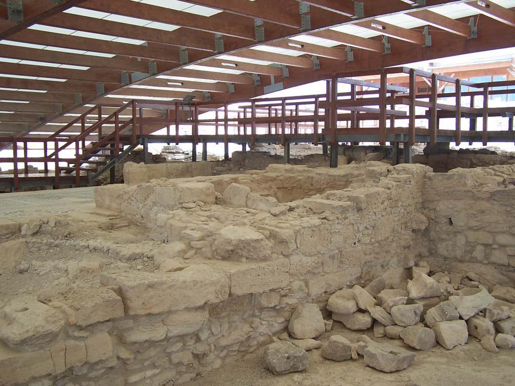 Kourion - etwas Bildung kann nicht schaden
