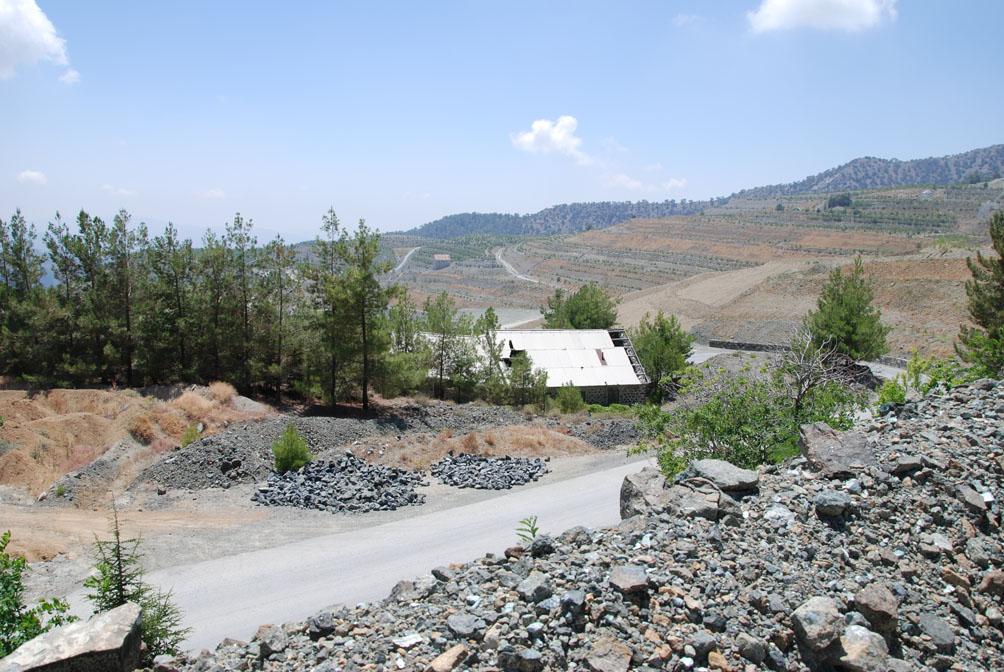Amiantos Mines