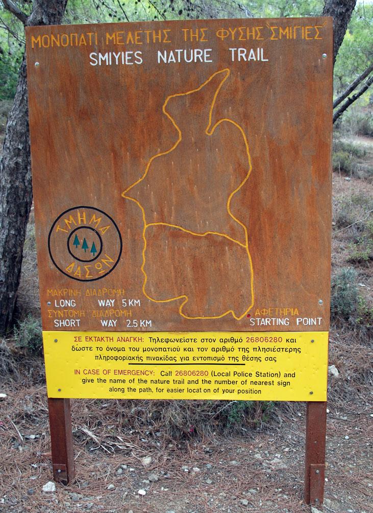 Zyprisches Kartographie-Handwerk